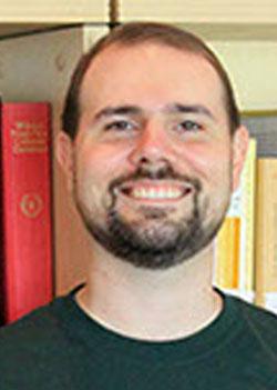 Devin Edmonds, Conservation Program Manager of LCF