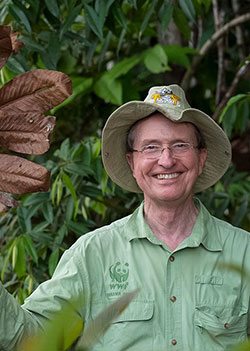 Dr. Thomas Lovejoy, Ecologist for Lemur Conservation Foundation