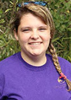 Tiffany Hudson, Keeper, LCF