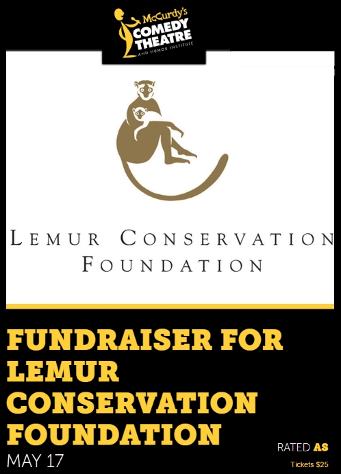 May 27th 2017 - LCF Fundraiser at McCurdy's Comedy Theatre