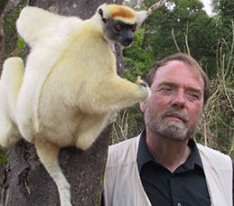 Dr. Ian Tattersall, Curator Emeritus, Division of Anthropology for Lemur Conservation Foundation