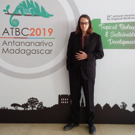 Thomas Kelly at the ATBC2019