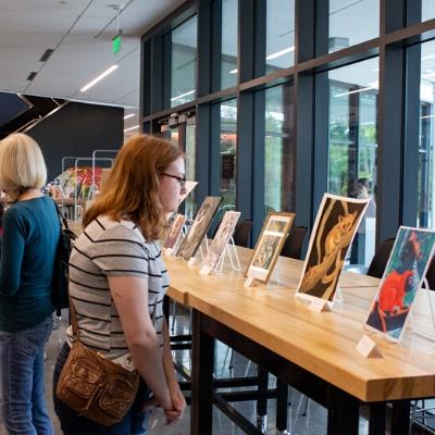 2019 World Lemur Festival juried art exhibition