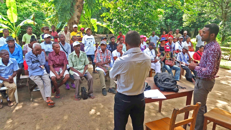 Seacology grant awarded to rebuild at Marojejy National Park