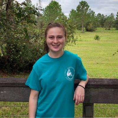 LCF Fall 2019 3-month intern Elizabeth Miller
