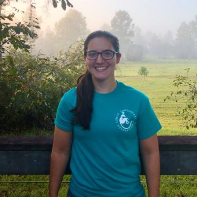LCF Fall 2019 3-month intern Carolyn Degurski