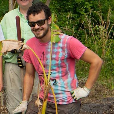 LCF Volunteer Dave