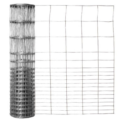 Rabbit fencing from LCF's Amazon Sustainability Wish List
