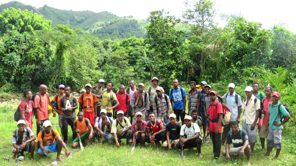 LCF and partners complete Marojejy forest monitoring