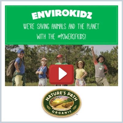 EnviroKidz Save the Planet video