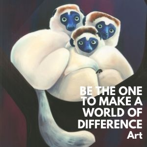 Be The One to Make a World of Difference through LCF Art programs