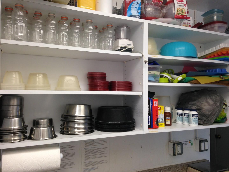 Kitchen at Lemur Conservation Foundation