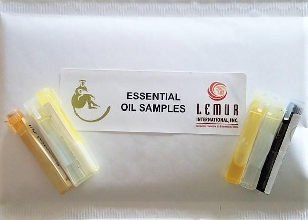 Essential Oil Vials